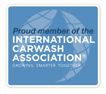 Proud Member of the International Carwash Association