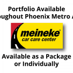 Meineke Car Care Center Portfolio