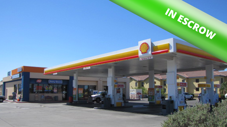 Gas Station With Drive Thru Car Wash >> Under Contract • Shell Branded Gas Station & C-Store with ...