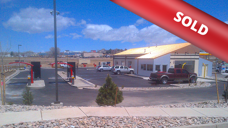 Commercial Plus Sold • Express Car Wash With Vacuums