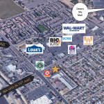 National Retailers Nearby